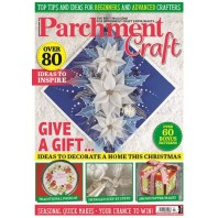 Parchment Craft magazine 11-2019