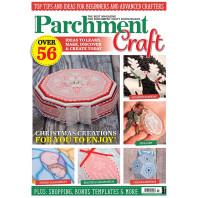 Parchment Craft magazine 11 2020 November/December