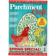ParchmentCraft magazine april 2019