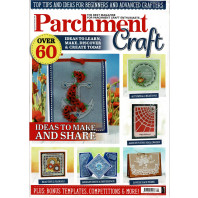 Parchment Craft magazine 9 - 2021 September/October