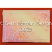 Gerti Hofman Design, Patroon Sterbloem Stempel SB06