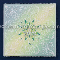 Gerti Hofman Design, Patroon Sterbloem Stempel SB08