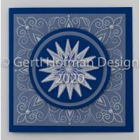 Gerti Hofman Design, Patroon Sterbloem Stempel SB10
