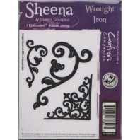 Sheena Douglass Stamp Wrought Iron