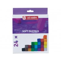 Soft Pastels Art Creation 24 st