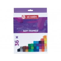 Soft Pastels Art Creation 36 st