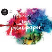 Ecoline Printerpapier, A4, 21 x 29,7 cm, 150 g/m2, 75 Vellen