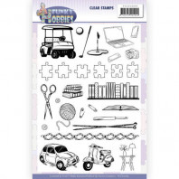 Clear Stamps - Yvonne Creations - Funky Hobbies