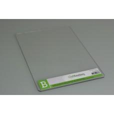 B-plaat voor Cuttlebug