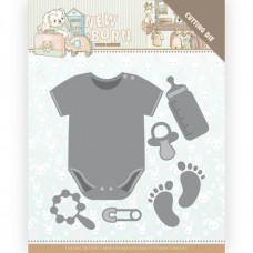 Dies - Yvonne Creations - Newborn - Baby Bodyvest