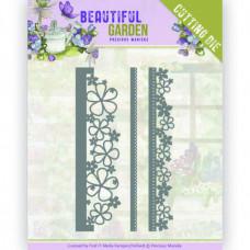 Dies - Precious Marieke - Beautiful Garden - Flower Edges