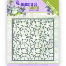 Dies - Precious Marieke - Beautiful Garden - Leaf Frame