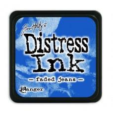 Ranger Distress Mini Ink pad - faded jeans TDP39952 Tim Holtz