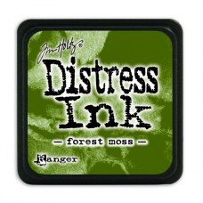 Ranger Distress Mini Ink pad - forest moss TDP39983 Tim Holtz