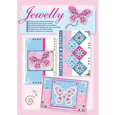 Jewelly Butterflies set 3.8013