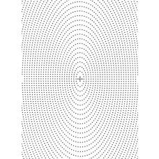 BOLD OVAL A4 FlexiDuo grid M4030BO