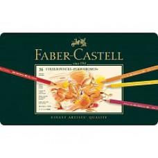 Faber Castell Kleurpotloden Polychromos set a 36 stuks