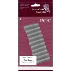 PCA Plastic Tool Caps M4017