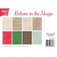 Paperset A4 Believe in the magic 6011/0532