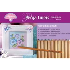 Perga liners combi box