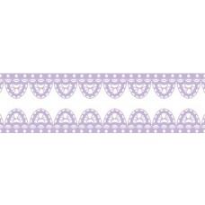 Tape Lavender Lace 90005