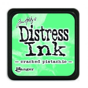 Ranger Distress Mini Ink pad - cracked pistachio TDP46776 Tim Holtz