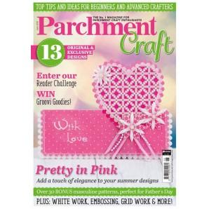 Parchment Craft magazine 06-2018