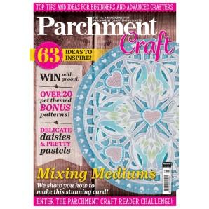 Parchment Craft magazine 08-2018
