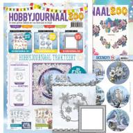 Set Hobbyjournaal 200 met Die 10257