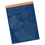 Groovi Plate Star Box Template A4
