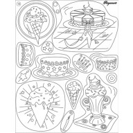 Clear stamp Celebrations