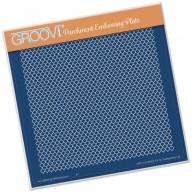Groovi Plate Lace Netting 2