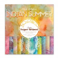 Designer Parchment Pack INDIAN SUMMER