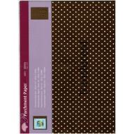 Parchment paper dots fuchsia 61572