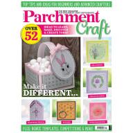 Parchment Craft magazine 3 - 2021 Maart April