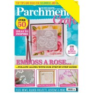 Parchment Craft magazine 02 2020 Mei Juni