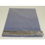 Perkamentpapier Parchment Cards  Violet