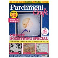 Parchment Craft magazine 02 2020 Maart April