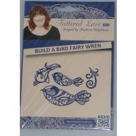 Tattered Lace Die Build a Bird Sun Gem D741