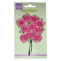Marianne D Decoration Carnations - bright pink  RB2258 (New 03-16)
