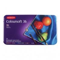 Derwent Coloursoft 36 st blik DCS0701028 (07-17)