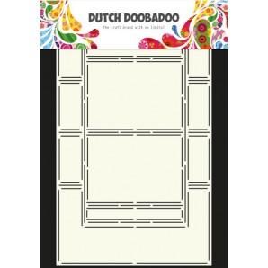 Dutch Doobadoo Dutch Card Art Stencil swing kaart 6  A4 470.713.308