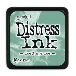 Ranger Distress Mini Ink pad - iced spruce TDP40019 Tim Holtz