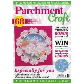Parchment craft magazine september 2018