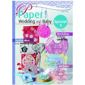 papier magazine 5 Mariage et Bébé