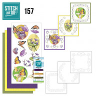 Stitch and Do 157 - Jeanine's Art - Butterfly Touch