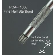 PCA Fine Half Star Burst F1058