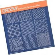 Groovi Plate Textures