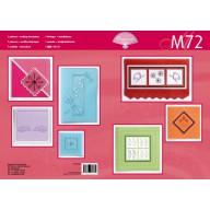 M 72 borduren op perkament 2