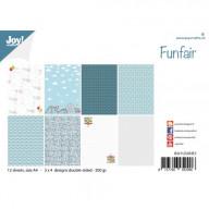 Paperset -Design Funfair 6011/0667